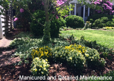Browder-Hite Landscaping in Exmore, VA